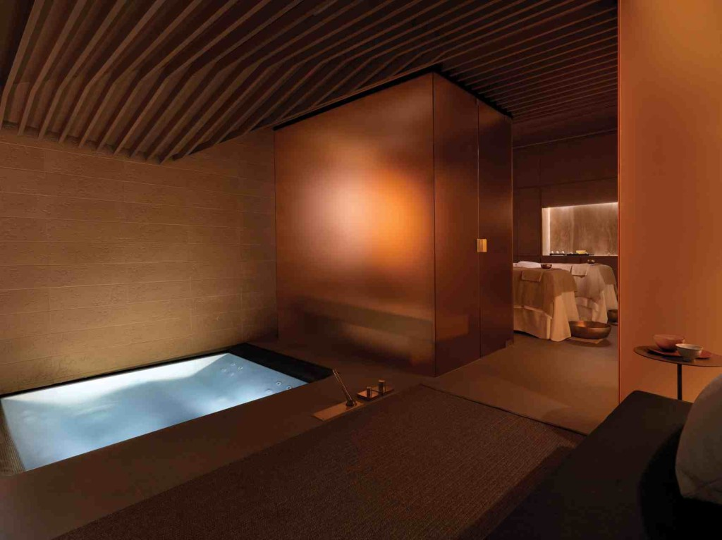 spa milan Four Seasons alidifirenze