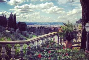 Passeggiata #10 Vue sur Florence depuis Fiesole
