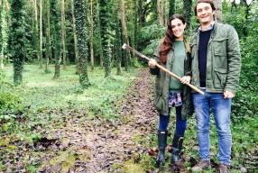 SECRET DE CONCIERGE, chasse à la truffe dans la campagne Toscane