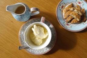 MIMOK #6 recette de l'Affogato al caffè