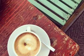 Café du matin à Florence // quartier Porta Romana