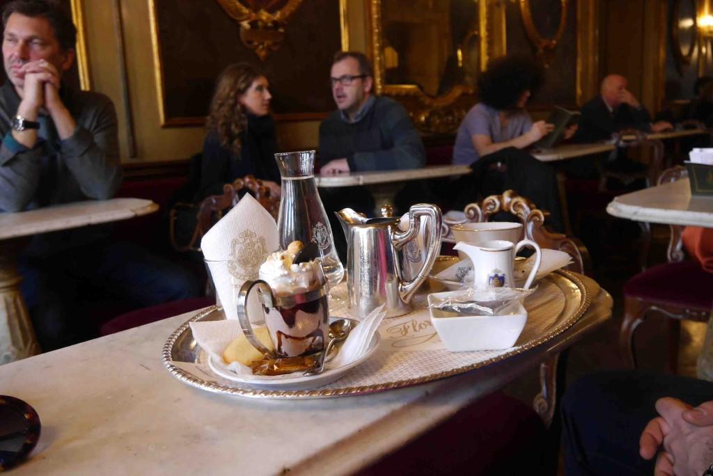 Adresse bon plan venise Alidifirenze Cafe Florian