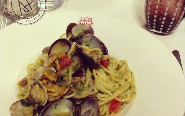 Restaurant Antiche Carampane Venise