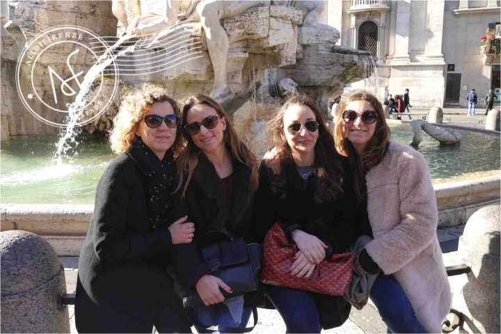 cover rome entre filles alidifirenze