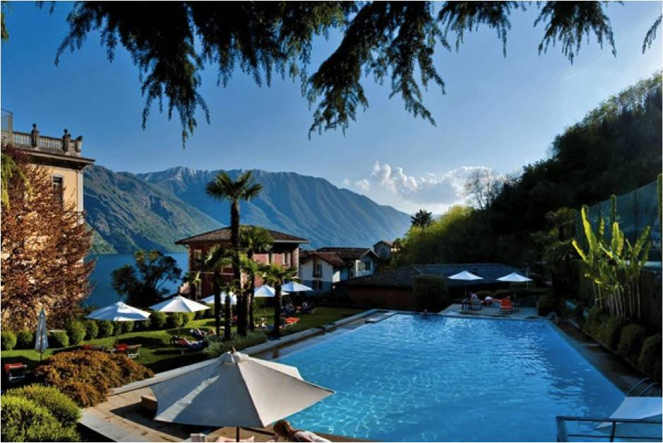Grand Hotel Tremezzo lac de Come Alidifirenze