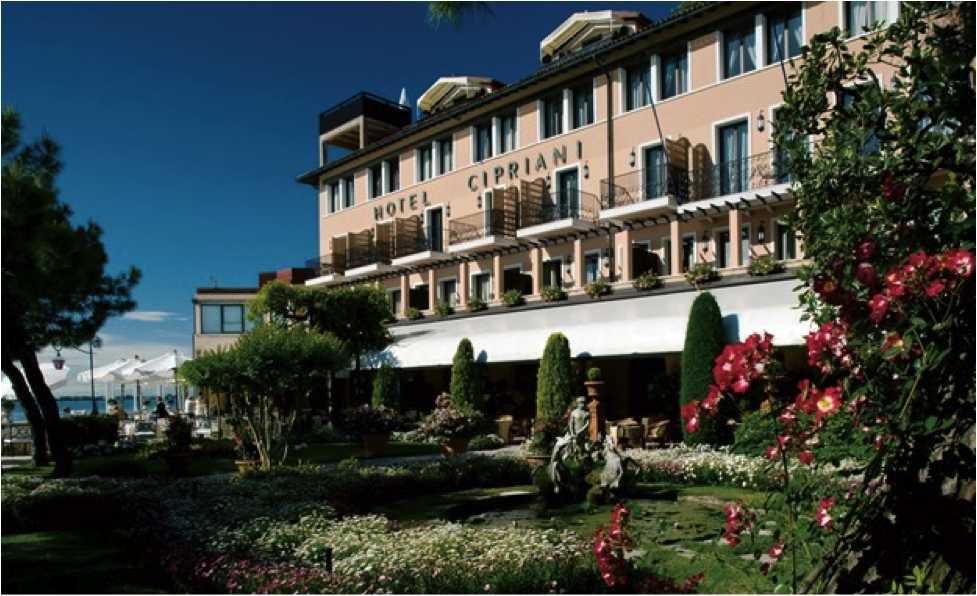 Hotel Cipriani Venise Alidifirenze