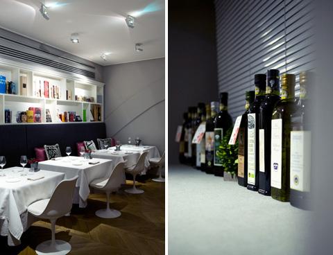 Ora d'Aria restaurant Florence