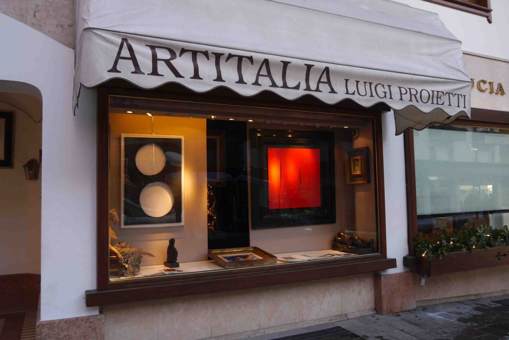 Shopping à Cortina art Alidifirenze