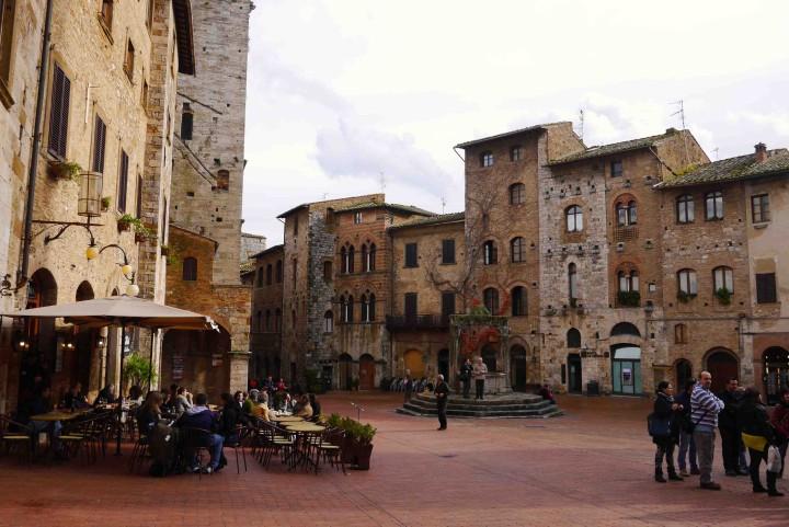 San Gimignano Alidifirenze