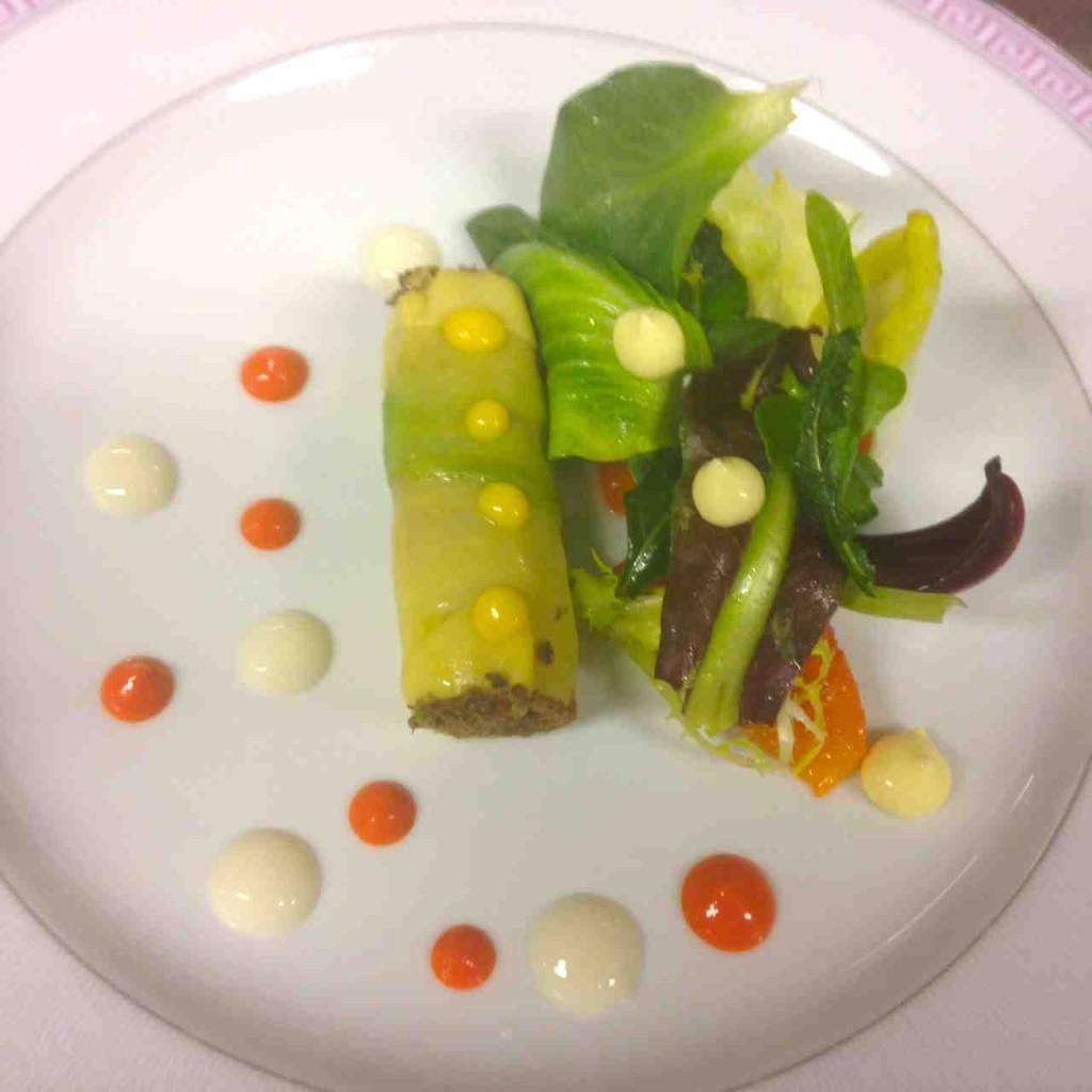 Tartare de poisson à l'italienne Alidifirenze2