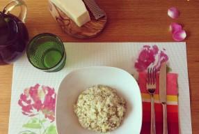 RECETTE MIMOK #7 Risotto printanier aux brocolis