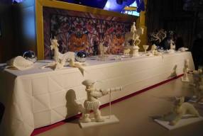 EXPO, Les statues en sucre pour le mariage de Marie de Médicis