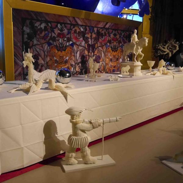 sculpture en sucre palazzo pitti alidifirenze4