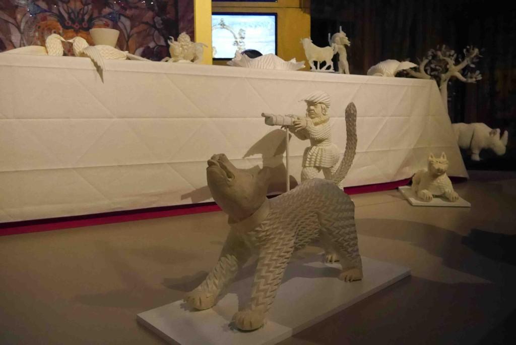 sculpture en sucre palazzo pitti alidifirenze6