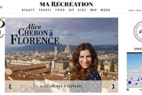 Mon parcours de Florence en 24, 48 et 72h sur le blog Ma Récréation