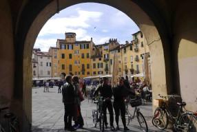 Passeggiata #14 Un après-midi à Lucca