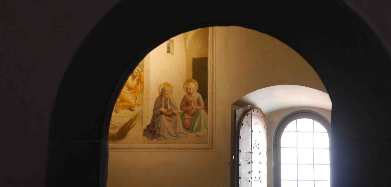 Les couleurs du couvent San Marco