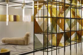 NEWS Dimore Studio: Roman Lounge pour Fendi et appartement parisien