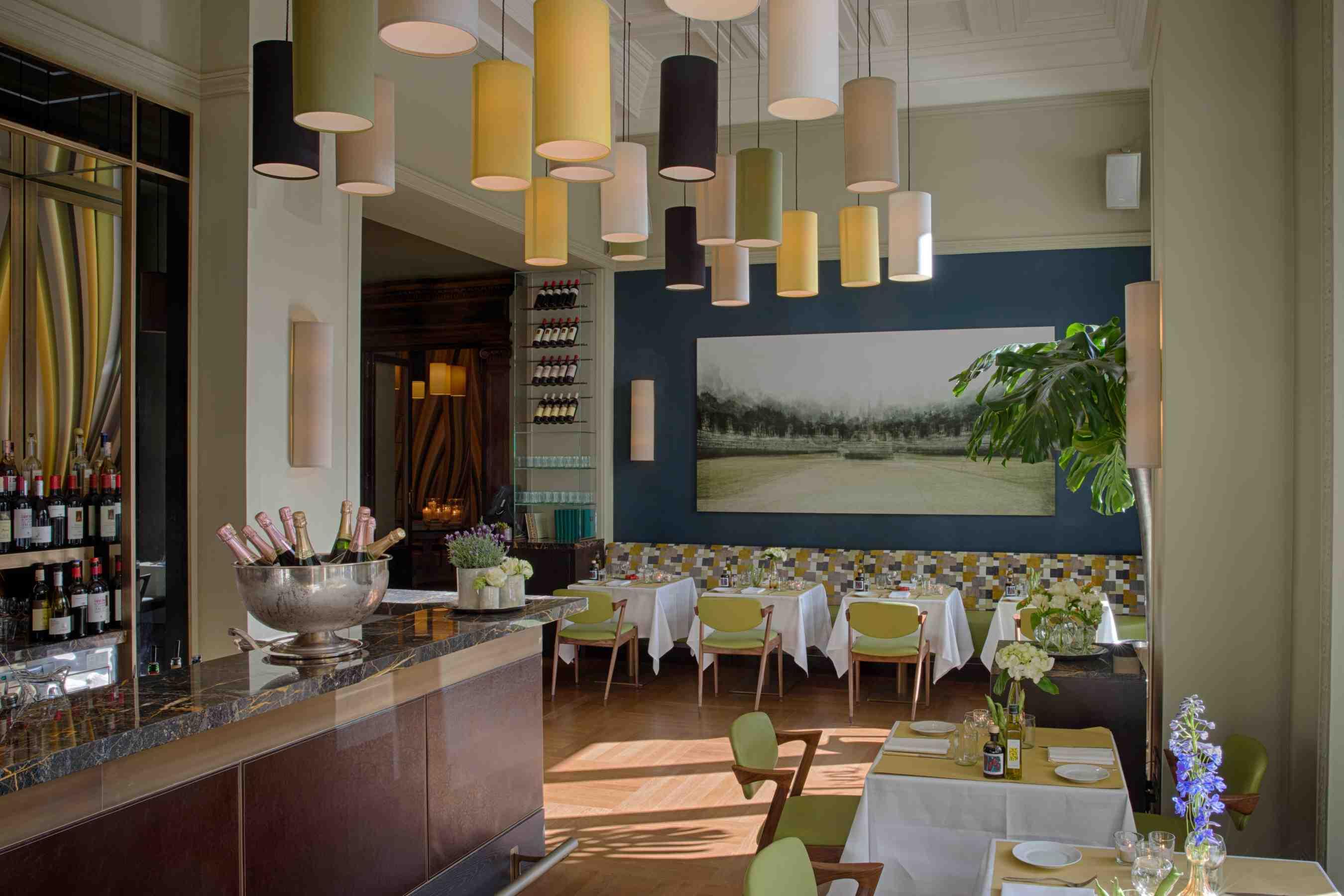 Restaurant irene firenze   ma cantine design et girly