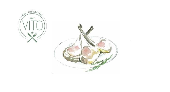cover recette agneau pâque Alidifirenze