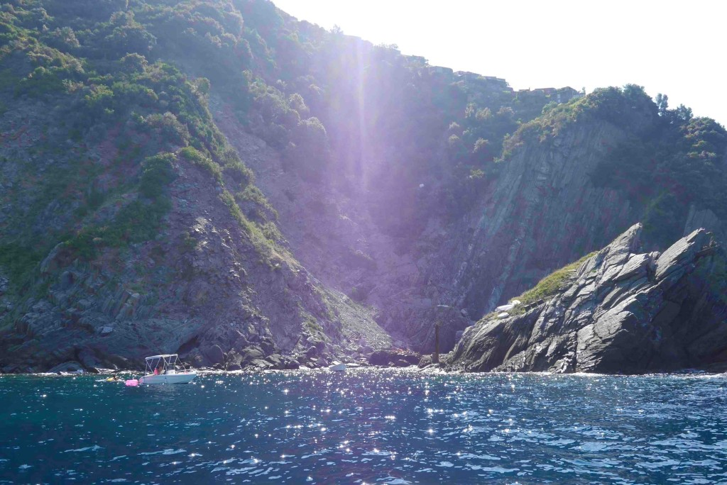 crique Cinque Terre Alidifirenze