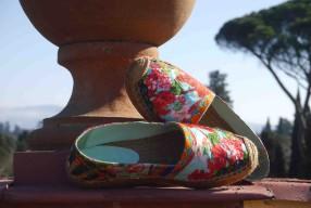 Les espadrilles de la joie chez Dolce&Gabbana