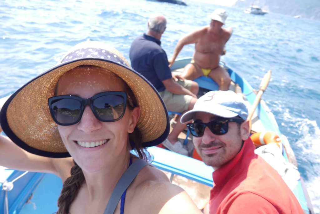 team hapiness Cinque Terre Alidifirenze