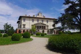 Passeggiata #16 Villa Medicis, Poggio a Caiano