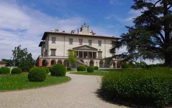 Villa Medicis Poggio a Caiano2