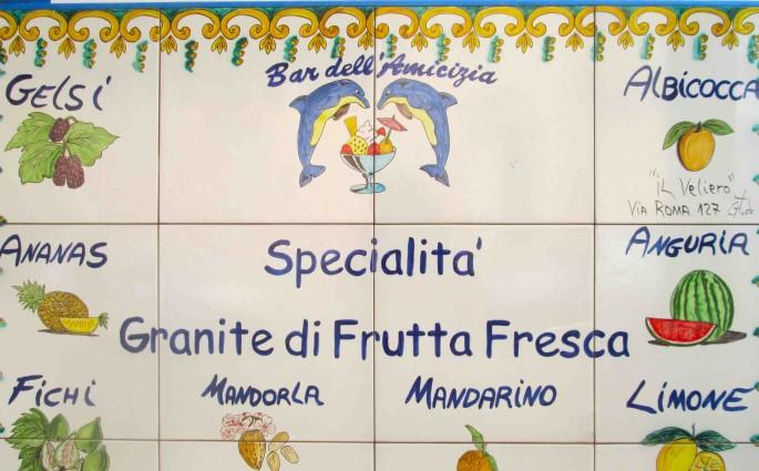 granita italie alidifirenze