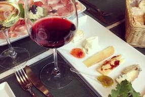 Un diner vin et fromage chez Pitti, Gola e Cantina