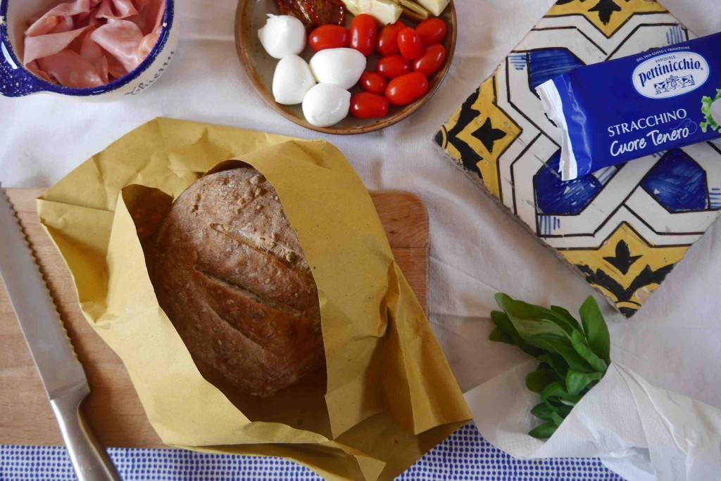 Bruschetta italienne alidifirenze