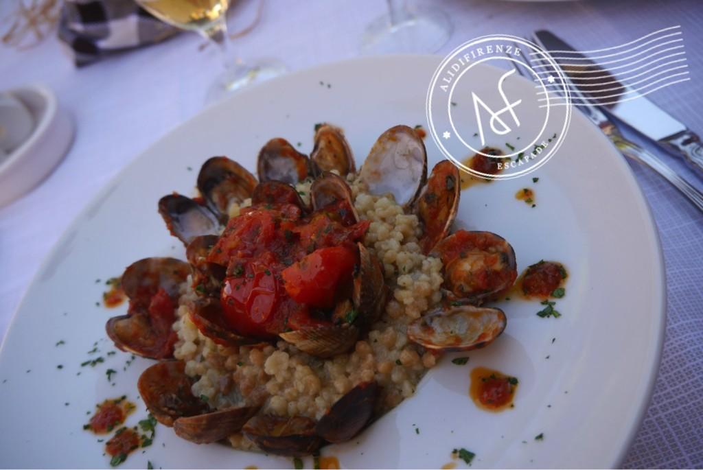 Restaurants Cagliari Sardaigne Ali di Firenze