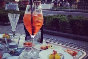 Apero, la dolce vita au Salviatino