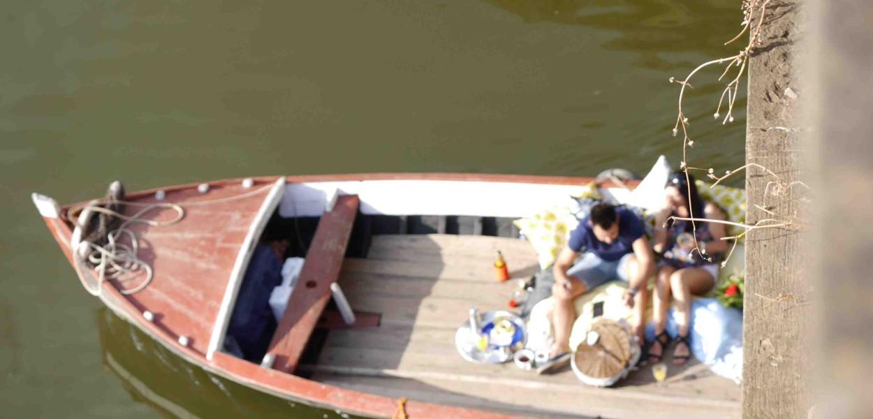 SECRET DE CONCIERGE, une demande en mariage sur le fleuve Arno