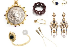 Ma sélection de bijoux italiens pour le ELLE