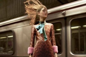 La premiere campagne d'Alessandro Michele pour Gucci