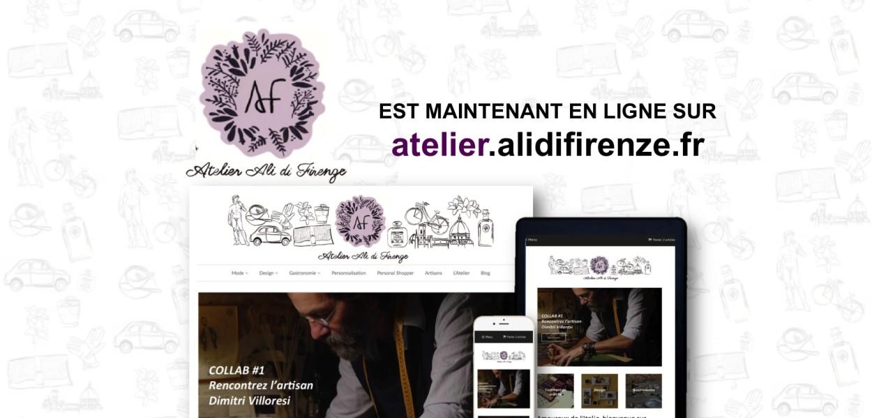 Atelier Ali di Firenze v2