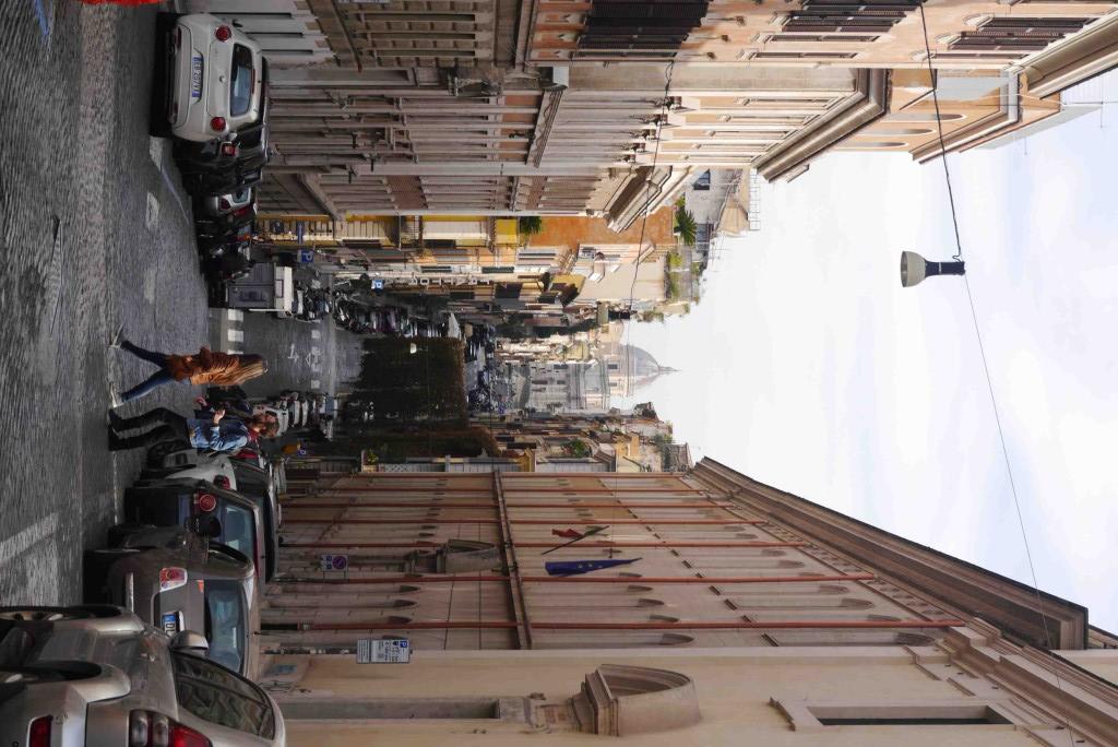 Adresses Monti Rome ali di firenze
