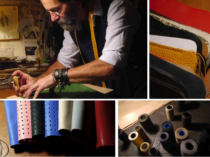 Atelier Dimitri Villoresi Ali di Firenze