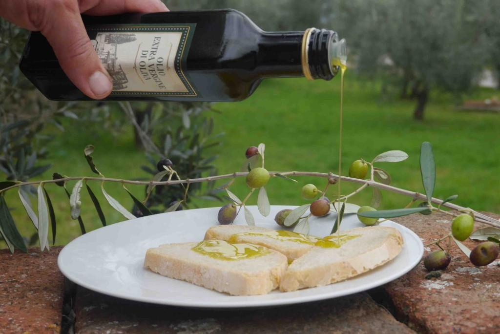 Huile d'olive nouvelle toscane 4 ali di firenze