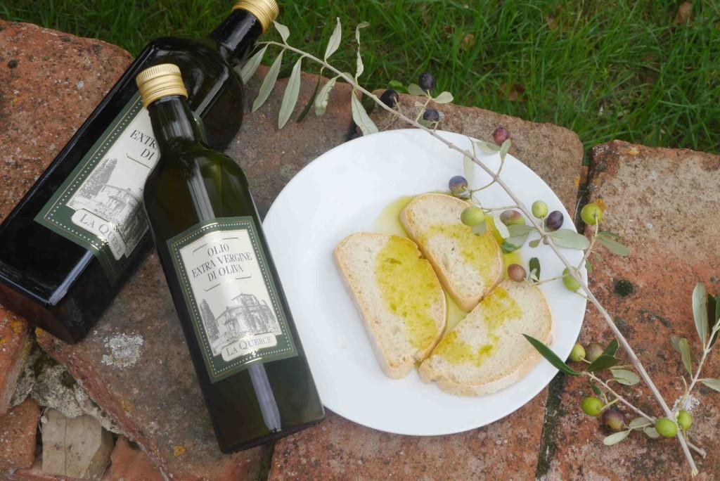 Huile d'olive nouvelle toscane 5 ali di firenze