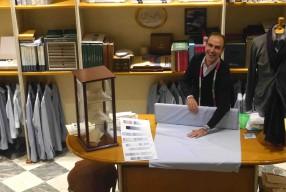 INTERVIEW, Simone Abbarchi, roi de la chemise sur-mesure