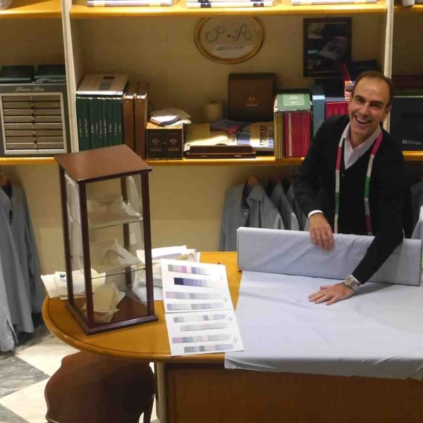 Simone Abbarchi cover ali di firenze