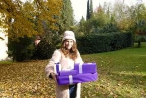 L'ITALIE SOUS LE SAPIN / Du baume au coeur avec Noël