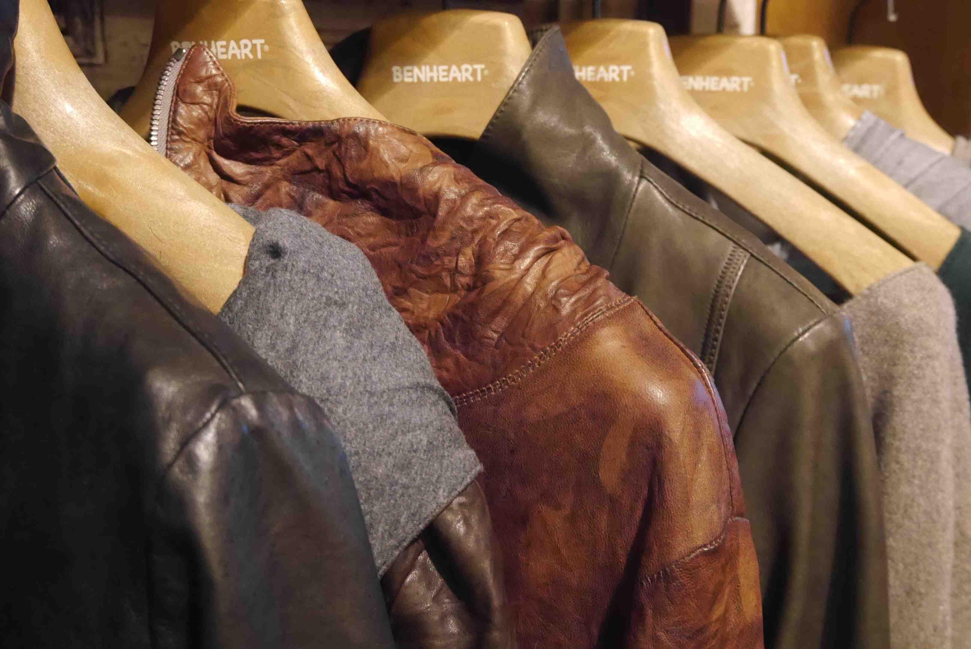 D Ou Vient Le Cuir où acheter une veste en cuir à florence - toscane