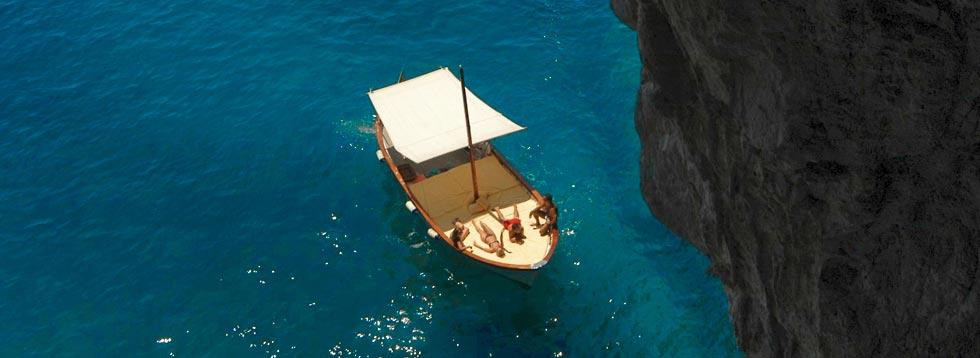 bateau capri ali di firenze