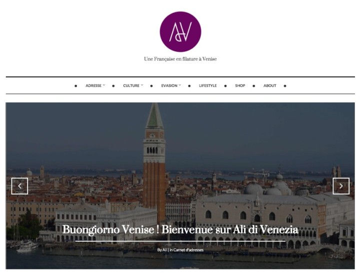 Ali di Venezia