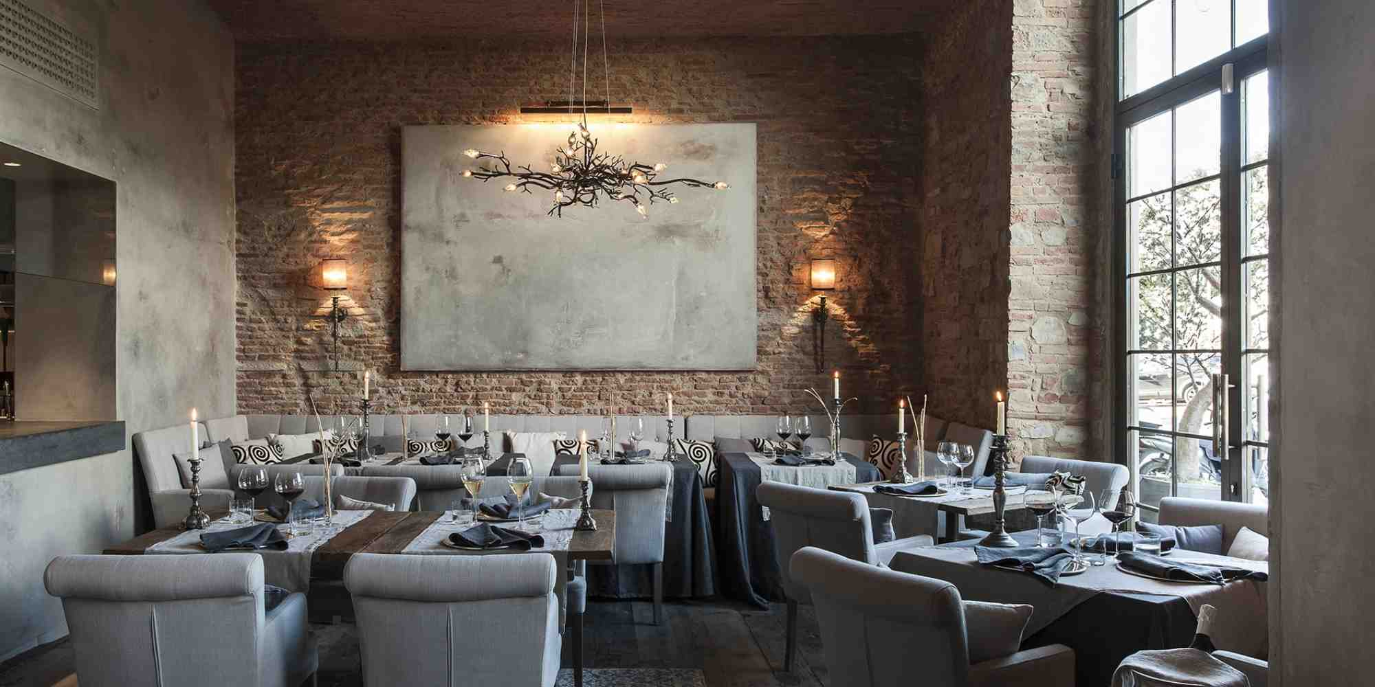 Restaurant 233 Toil 233 Florence La Bottega Del Buon Caf 233