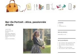 Interview sur Bar-Da.com, le journal des paquetages contemporains